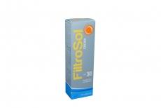 Filtrosol 30 Crema Caja Con Frasco Con 60 g