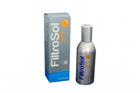 Filtrosol Caja Con Spray x 100 mL