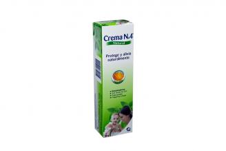 Crema N. 4 Natural Frasco Con 90 G