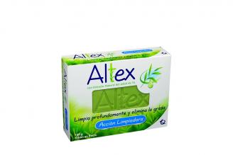 Altex Jabón Antibrillo Caja Con Barra Con 100 g