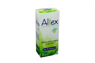 Altex Gel Exfoliante Con Extracto Natural Caja Con Frasco Con 50 g