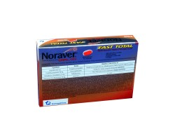 Noraver Fast Total 12 Horas Caja Con 6 Cápsulas Líquidas
