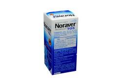 Noraver 8 mg / 5 mL Jarabe Caja Con Frasco Con 120 mL