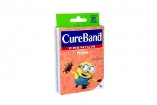 Curas CureBand Premium Para Niños Caja Con 25 Unidades
