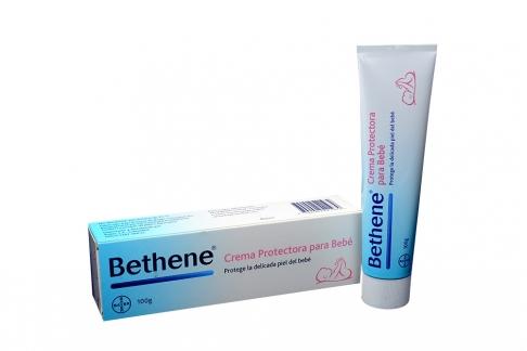 Crema Protectora Bethene Caja Con Tubo Con 100 g