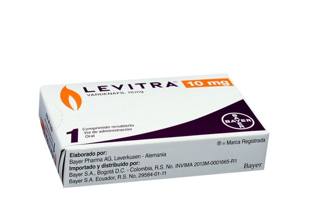 Bayer levitra 10 mg