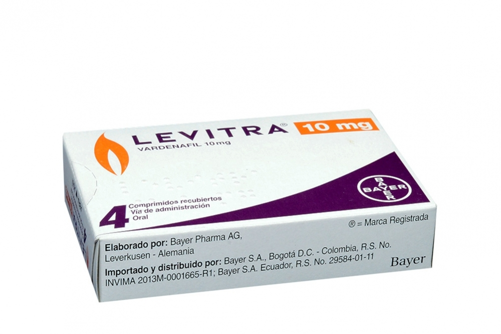 Levitra 10 Mg En Espanol