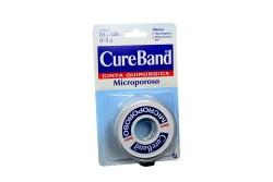 "ESPARADRAPO CB MICROPORE 1""5 BLANCO X 8 BLISTER"