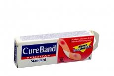 Curas Cureband Vendas Standar Caja Con 10 Unidades