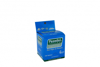 Pasedol 50 mg Caja X 100 Tabletas
