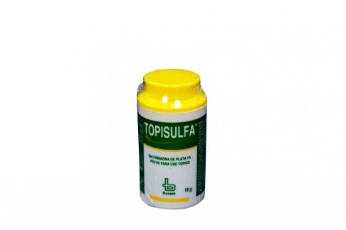 Topisulfa 1% Frasco Con 18 g