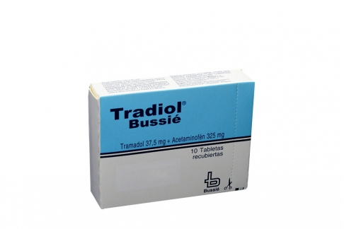 Tradiol Caja x 10 Tabletas Rx