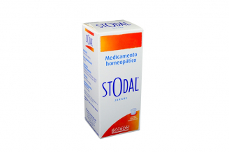 Stodal Jarabe Caja Con Frasco Con 200 mL Rx