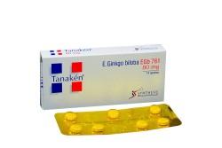 Tanaken 80 mg Caja Con 14 Tabletas Rx4