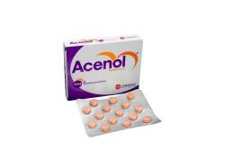 Acenol 50 mg Lafrancol Caja Con 30 Tabletas Rx4