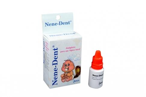 Nene-Dent Gotas En Frasco Con 10 mL