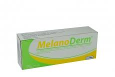 Melanoderm Crema Caja Con Tubo Con 120 g