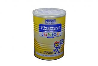 Nutren Junior Sabor Vainilla Tarro Con 400 g