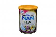 NAN H.A 2 Tarro Con 400 g – Fórmula Infantil