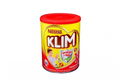 Klim 1+ Polvo Tarro Con 400 g - Miel