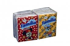 Familia Pocket Paquete Con 4 Unidades