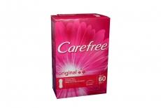 Carefree Protector Original Caja Con 60 Unidades