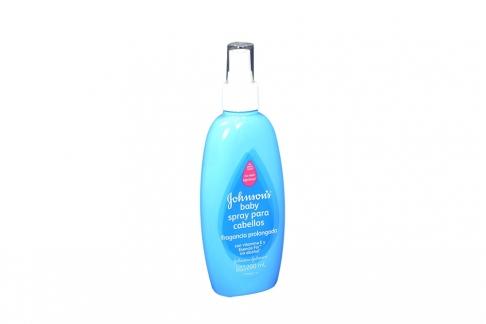 Spray Para Cabellos Johnson's Frasco Con 200 mL
