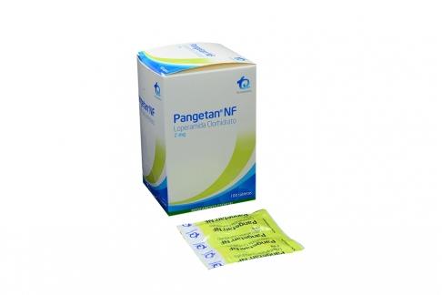 Pangetan NF 2 mg Caja Con 100 Tabletas Rx