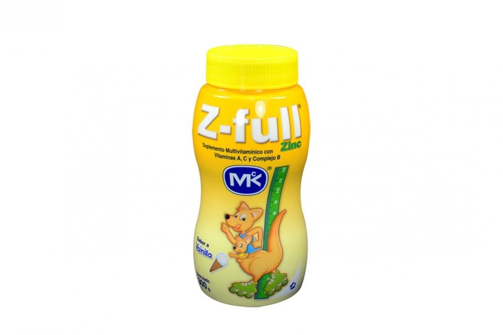 Z-Full Multivitaminico Granulado Saborizado Con 300 g