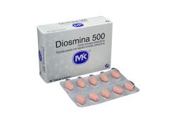 Diosmina 500 Caja Con 30 Tabletas Rx4