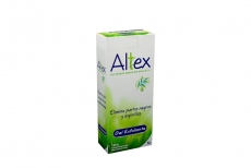 Altex Gel Exfoliante Caja Con Frasco Con 100 g - Barros Y Espinillas