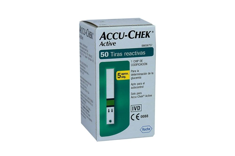 578e06ec0 Comprar Accu Chek Active Mic Con 50 Tiras. En Farmalisto Colombia