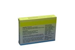 Paracetamol Denk 500 Mg Caja X 20 Comprimidos