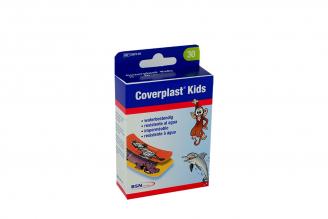 Curas Coverplast Kids Caja Con 30 Unidades