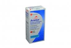 Avamys 27.5 mcg Suspensión Nasal Caja Con Spray Con 120 Dosis Rx