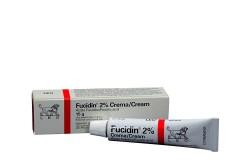 Fucidin Crema 20 mg Caja Con Tubo Con 15 g Rx2