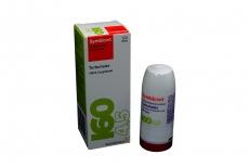 Symbicort Turbihaler 160/4.5 mgc Caja Con Frasco Con 120 Dosis Rx