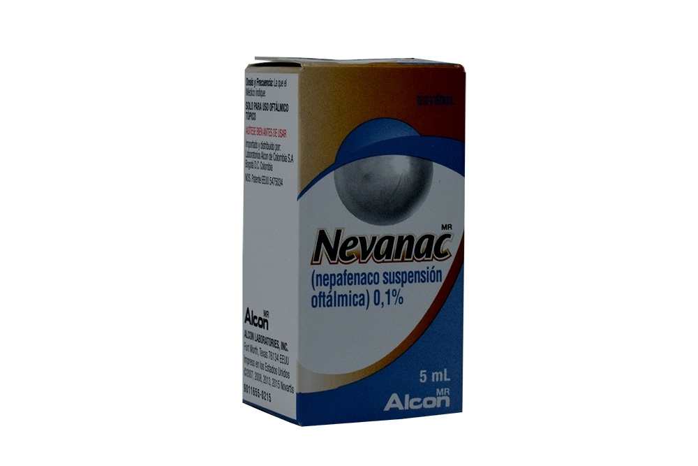 Comprar Nevanac 0.1% S...