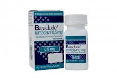 Baraclude 0.5 mg Caja Con Frasco Con 30 Tabletas Recubiertas Rx4