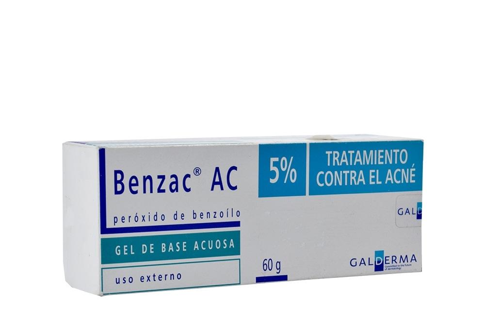 Comprar Benzac Ac 5 En Farmalisto Colombia Tratamiento Acne