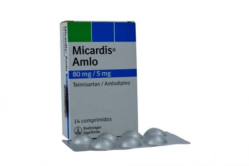 Telmisartan 40 mg precio