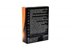 Condones Vitalis Ribbed Caja Con 3 Unidades