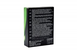 Condón Vitalis X-large Caja Con 3 Unidades