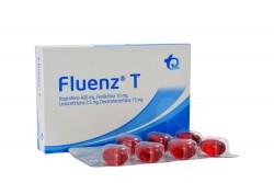 Fluenz T 400 / 10 / 2.5 / 15 mg Caja Con 7 Cápsulas Blandas