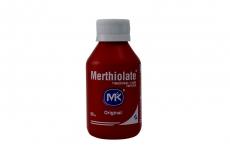 Merthiolate Tintura MK Original Frasco Con 90 mL