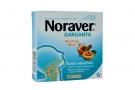 Noraver Garganta Caja Con 12 Tabletas – Sabor Naranja Miel