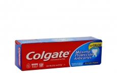 Colgate Crema Dental Con Flúor Caja Con Tubo Con 22 mL – Refresca Aliento