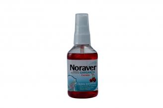 Noraver Garganta Sabor Cereza Spray Con 120 mL