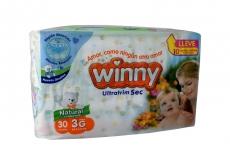 Pañales Winny Utrim Secet3gx30u(g 10toal Alo
