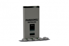 Pandomil 50 Mg Caja x 20 Tabletas Rx4
